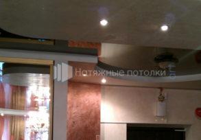 Натяжной потолок Клипсо